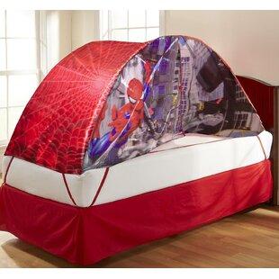 Spiderman Children Bed Tent & Boys Bed Tents | Wayfair
