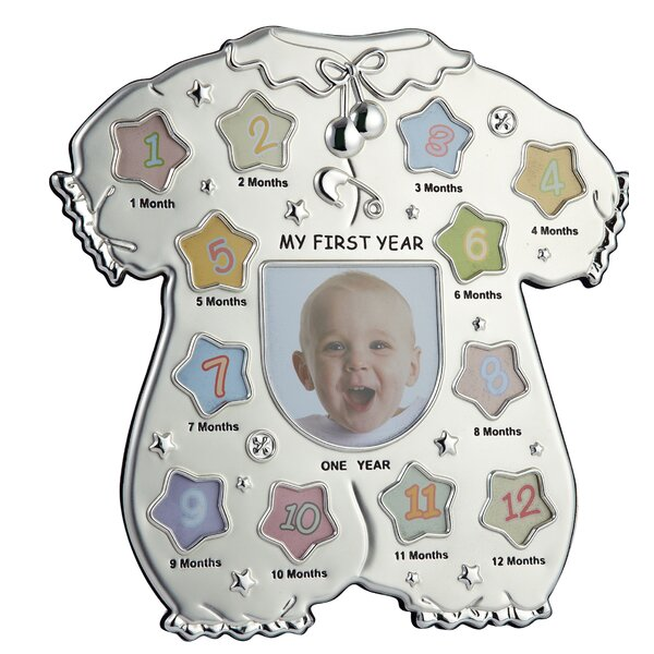 Avalon Baby Picture Frame by Harriet Bee