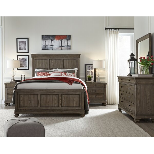Serenity Panel Configurable Bedroom Set by Longshore Tides