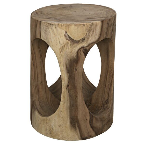 Ronaldo Accent Stool by Noir