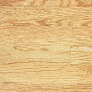 Color Strip 3-1/4 Solid Oak Hardwood Flooring in Natural Red Oak by Somerset Floors