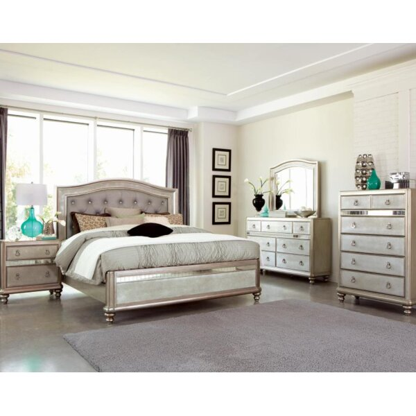 Marybella Panel Configurable Bedroom Set by Rosdorf Park