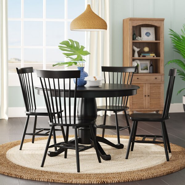 Royal Palm Beach 5 Piece Dining Set by Beachcrest Home