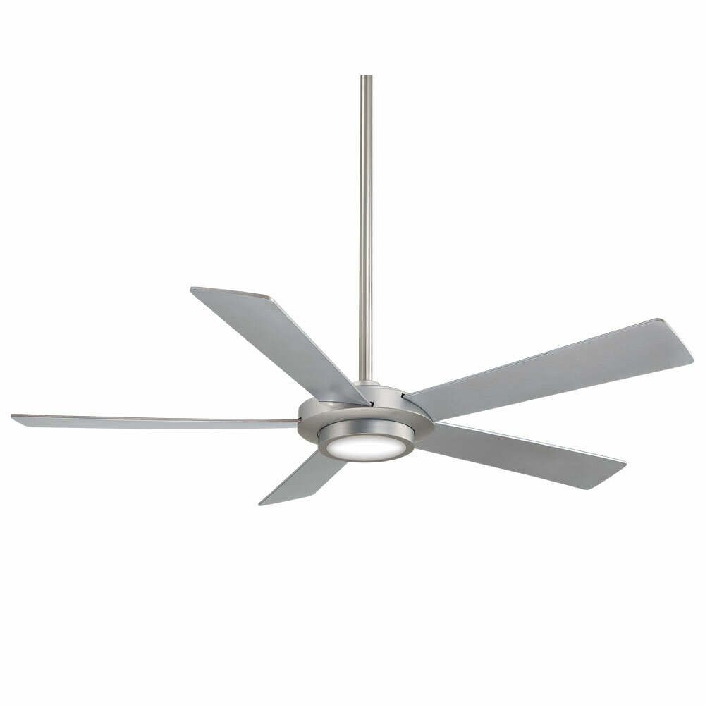 52 Sabot 5 Blade Led Ceiling Fan