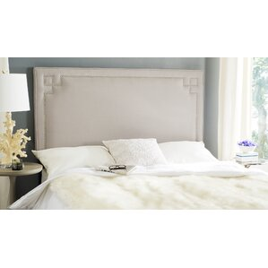 Dreyer Queen Upholstered Panel Headboard by Willa Arlo Interiors