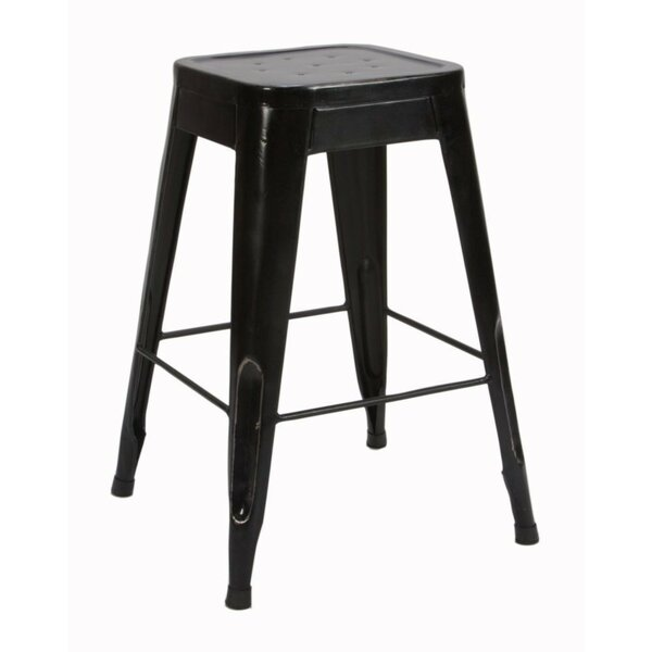 Loiselle Metal 24 Bar Stool (Set of 4) by 17 Stories