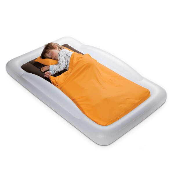 Portable Toddler Travel 8 Air Mattress by The Shrunks
