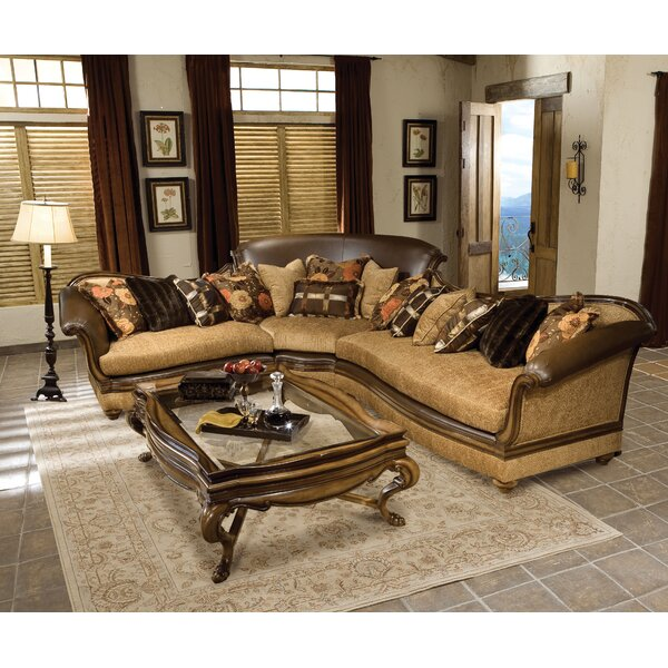 Salvatore Left Hand Facing Sectional By Benetti's Italia