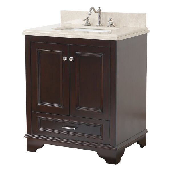 Nantucket 30 Single Bathroom Vanity Set by Kitchen