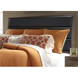 Bodenhamer Upholstered Panel Headboard by Brayden Studio