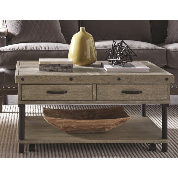 Yesenia Coffee Table with Storage by 17 Stories 17 Stories