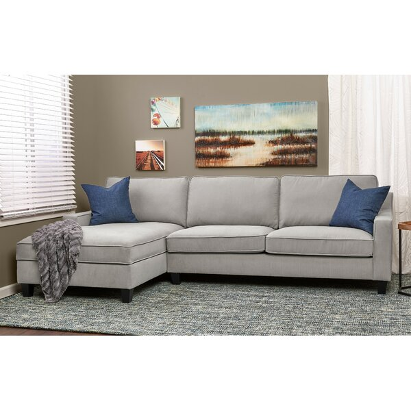 Balance Storage Reversible Sectional by Charlton Home