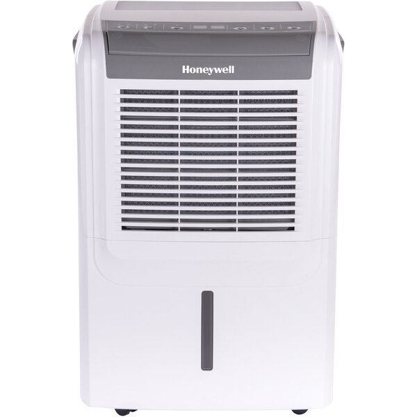 70 Pint Dehumidifier with Casters by Honeywell