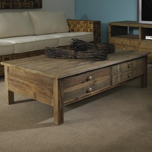 Salvaged Wood Coffee Table Padmas Plantation