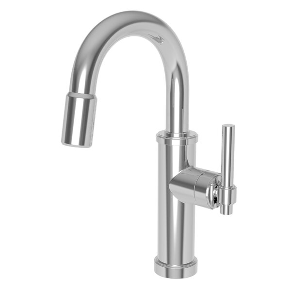 Seager Pull Down Bar Faucet By Newport Brass