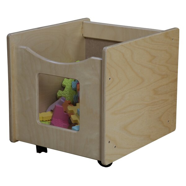 Cubby Bin by Wood Designs