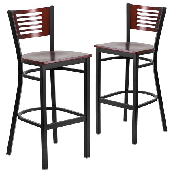 Chafin 30 Bar Stool (Set of 2) by Winston Porter