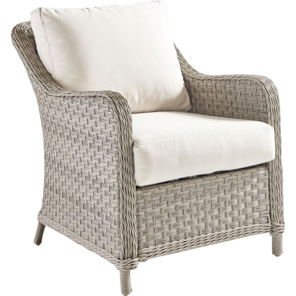 Keever Patio Chair with Cushions by Darby Home Co Darby Home Co