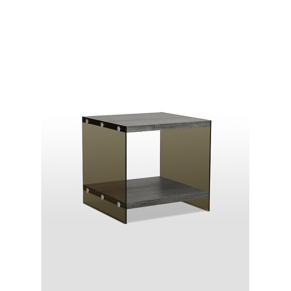 Stehle End Table by Millwood Pines