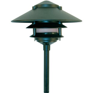 Buy clear 1-Light Pathway Light By Dabmar Lighting