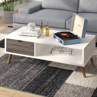 Compare Tapia Contemporary Coffee Table ByWrought Studio