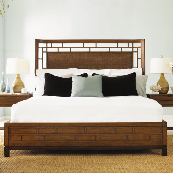 Ocean Club Panel Configurable Bedroom Set by Tommy Bahama Home