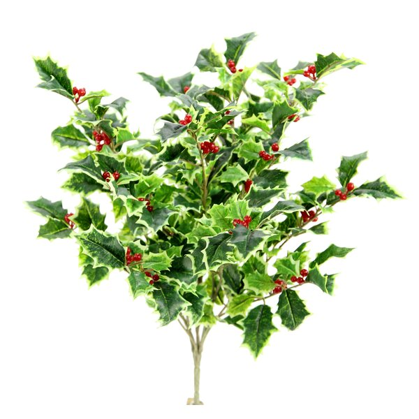 Holly Berries Branch by The Holiday Aisle