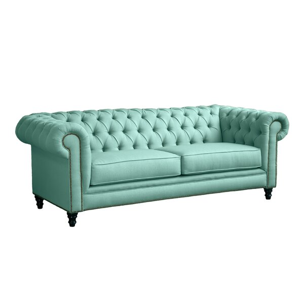 Price Compare Meagan Chesterfield Sofa by Loni M Designs by Loni M Designs