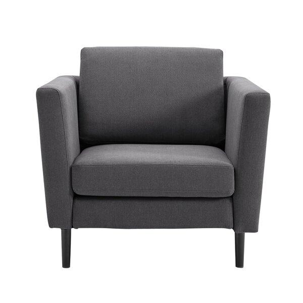 Deroche Armchair by Wrought Studio