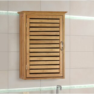 Check Prices Melson 14.5 W x 21 H Wall Mounted Cabinet ByBreakwater Bay