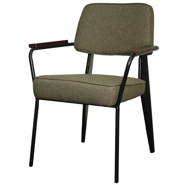 Sharice Upholstered Dining Chair (Set of 2) by 17 Stories
