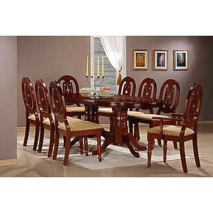 8 Seater Dining Table Sets Wayfair Co Uk  sc 1 st  ICE-UFT & 8 Chair Dining Table Set - Dining room ideas