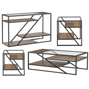 Budget Kit 4 Piece Coffee Table Set By17 Stories