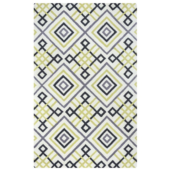 Caen Hand-Tufted Area Rug by Meridian Rugmakers