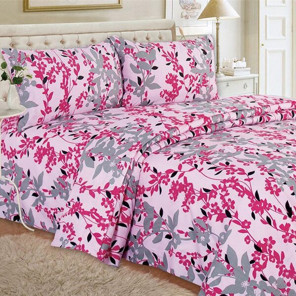 Quest Home Printed Sheet Set by BHPNY