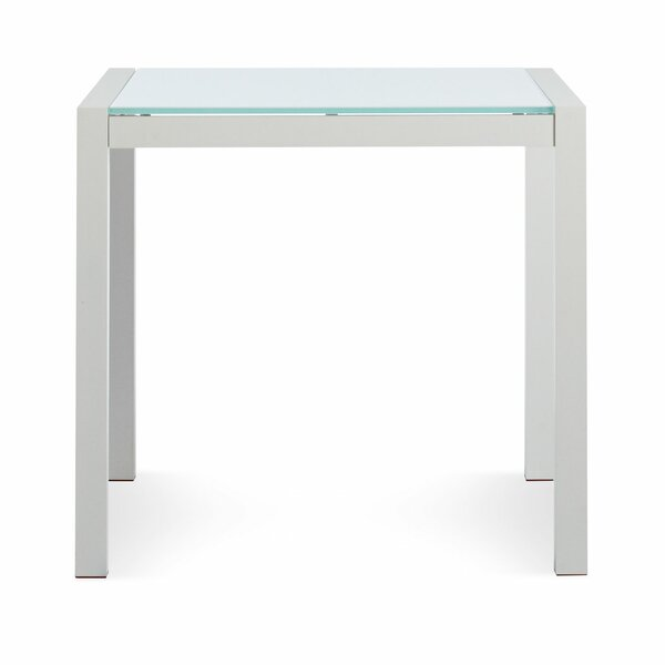 Skiff  Metal  Dining Table by Blu Dot Blu Dot