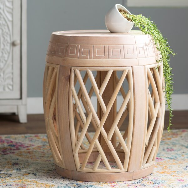 Eldora End Table by Bungalow Rose