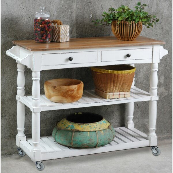 Ari Kitchen Cart by Ophelia & Co.