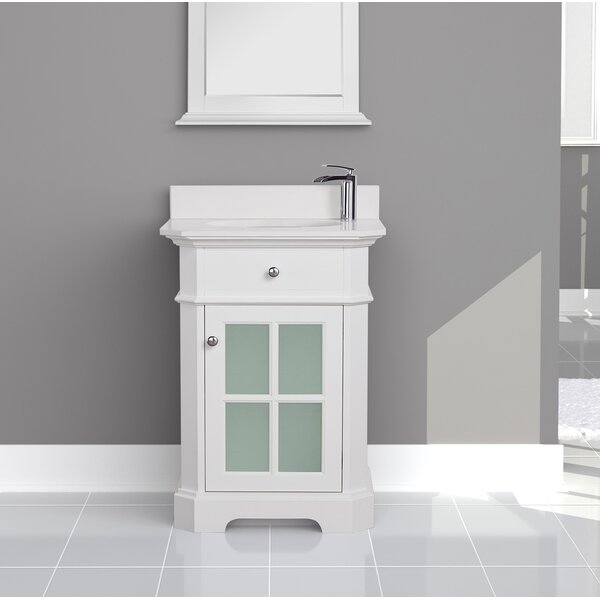 Conner 24 Single Bathroom Vanity Set by Rosecliff Heights