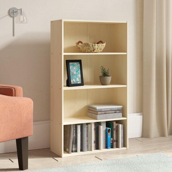 Cotten Standard Bookcase By Winston Porter