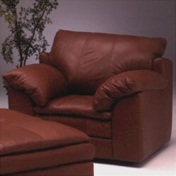 Encino Armchair By Omnia Leather