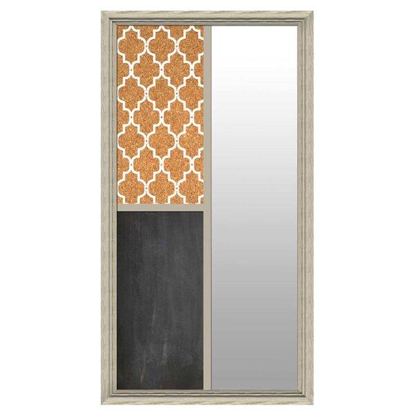 Alliata Floor Mirror by PTM