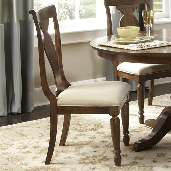 Oreana Side Chair (Set of 2) by Three Posts