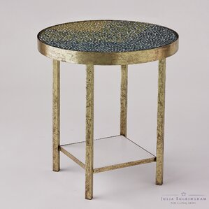 Julia Buckingham Tide End Table by Global Views