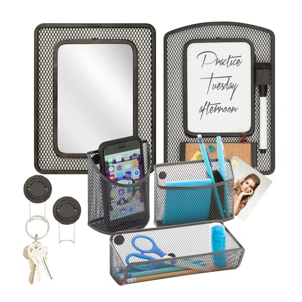 7 Piece Back to School Set by Honey Can Do
