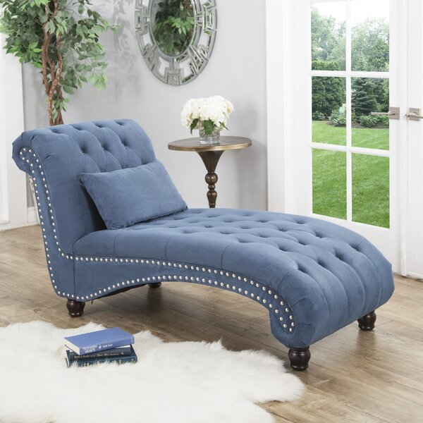 Brighouse Chaise Lounge By Everly Quinn