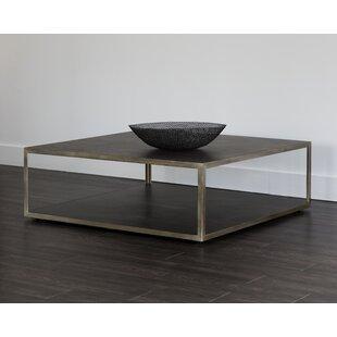 Reviews Zenn Coffee Table BySunpan Modern