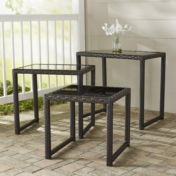 Llanos Side Table by Brayden Studio