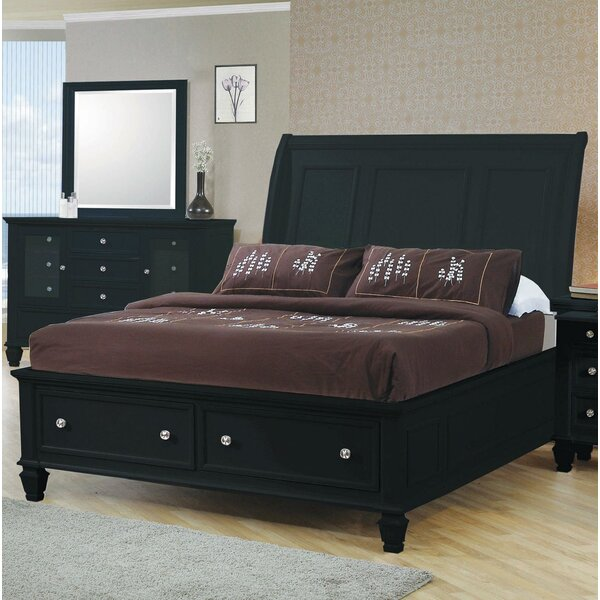 Shirely Storage Platform Bed by Darby Home Co