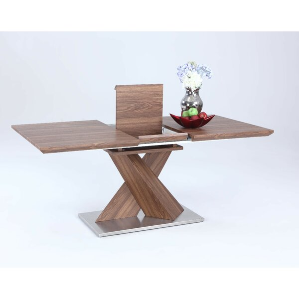 Kaysen Extendable Dining Table by Wade Logan